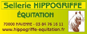 sellerie Hippogriffe équitation Navenne