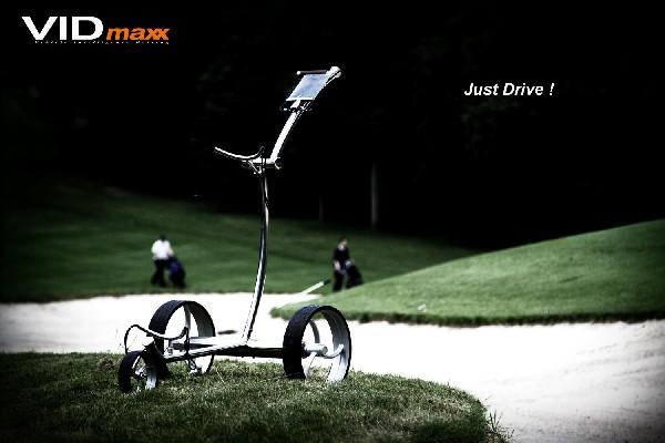 Chariot de golf manuel Twist
